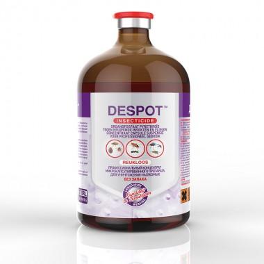 Деспот средство от клопов без запаха