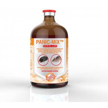 PANIK-MIX - средство от кротов