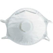 Респиратор FFP2 СИБРТЕХ (полумаска фильтрующая формованная с клапаном выдоха)