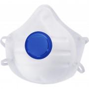 Респиратор FFP1 NR СИБРТЕХ (полумаска фильтрующая формованная с клапаном выдоха)