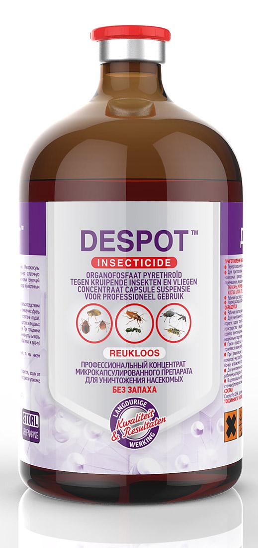 средство от насекомых ДЕСПОТ 250мл